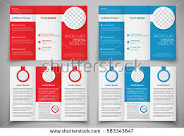 tri fold brochure template free download free tri fold brochure vector template download free vector art