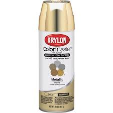 krylon colormaster metallic spray paint 51510 do it best