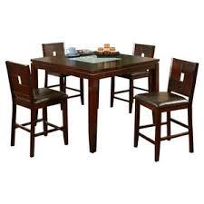 counter height glass kitchen u0026 dining tables you u0027ll love wayfair