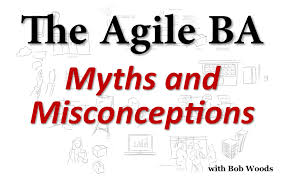 Ba Roles And Responsibilities Mba045 The Agile Ba Myths And Misconceptions Mastering