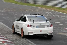bmw m4 gts spotted on the nurburgring looks like production ready