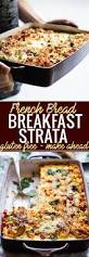 how to cook a thanksgiving ham french bread ham breakfast strata cotter crunch gluten free recipes