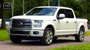 Ford Truck Upholstery 2016 Ford F 150 Limited Model Full Size Pickup Truck Exterior