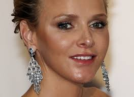 gala earrings jewelry special princess charlene s graff earrings the royal