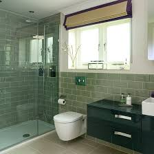 green bathroom tile ideas green tiled bathroom bathroom decorating ideal home bathroom