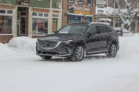 how are mazda cars driving the mazda cx 3 cx 5 and mx 5 miata on snow and ice