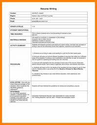 simple indian resume format doc for experienced indianme format style 12 normal word for freshers in ms download