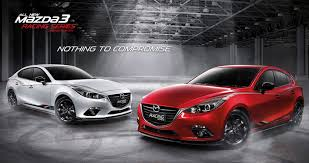 new 2015 mazda 3 racing series limited edition 2004 to 2016
