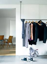 diy storage ideas for clothes storage u0026 organization diy pipe clothing rack 15 industrial