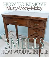 how to make cabinets smell better how to remove musty mothy moldy smells from wood furniture
