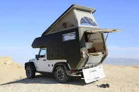 mitsubishi fuso camper off road rvs and camper trailers for outdoor adventure