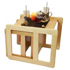 multifunctional table obique 3 in 1 children s multifunctional furniture set of 2 one