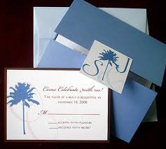 cruise wedding invitations a la mode the nautical cruise wedding invitation