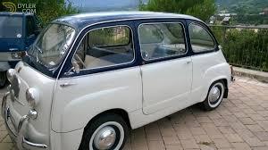 fiat multipla for sale classic 1957 fiat multipla minivan mpv for sale 125 dyler