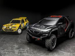 peugeot 2008 2015 peugeot 2008 dkr revealed for 2015 rally dakar