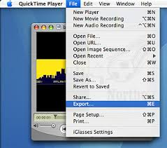 quicktime specs for bowdoin streaming server