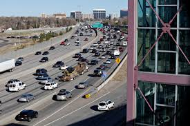 Denver Traffic Map Colorado Drivers Expect Heavy Fourth Of July Traffic For Next Six