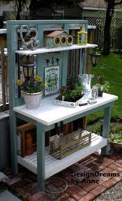 Garden Potting Bench Ideas Garden Potting Bench Ideas Cool Diy Garden Potting Table Ideas