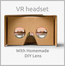 diy virtual reality tutorial how to make a vr headset diy hacking