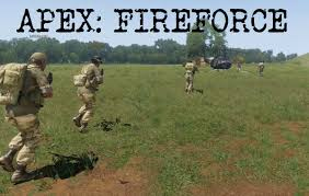 fireforce one man s war in the rhodesian light infantry arma 3 apex co op game fireforce youtube