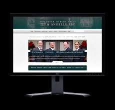 Bhaa Law Website Design By Red Room | bhaa law website design by red room web design lafayette la