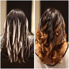 hombre style hair color for 46 year old women hairstyle trends 2015 2016 2017 before after photos balayage