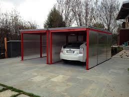 porte per box auto car cover car port gazebox the new concept of garage gazebo con
