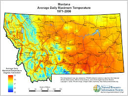 Oregon Temperature Map by 20070209 592 2000 Avgdaymaxtemp71to00 Gif