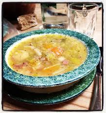 cuisine d hiver soupe aux légumes d hiver et bacon recipe bacon cuisine and tasty