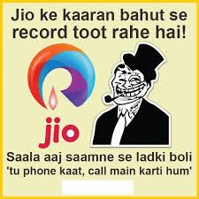 Trolls And Memes - new reliance jio sim funny images jokes trolls memes