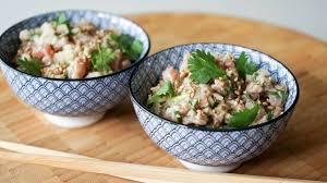 cuisiner thon tartare de thon aux saveurs asiatiques recette de tartare de thon