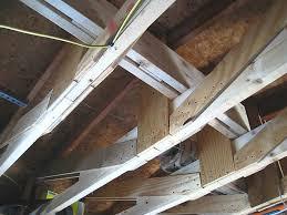 beam setup in garage for hoisting engine youtube