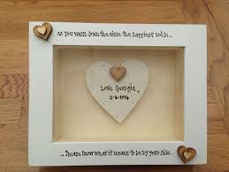 wedding gift hers uk shabby personalised chic box frame gift for on wedding