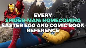 spirit halloween spiderman spider man homecoming u2014 all mcu links easter eggs u0026 comic