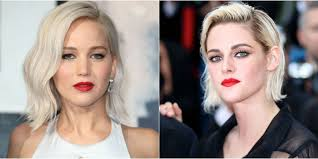 older women with platinum blonde pink hair the platinum blonde bob is summer 2016 s biggest hair color trend