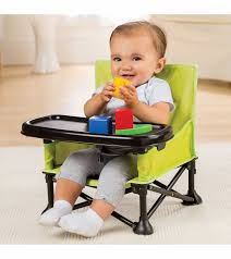 Portable Baby High Chair Summer Infant Pop U0027n Sit Portable Booster