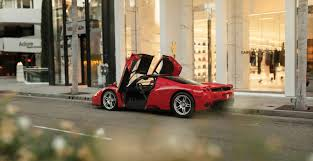 mayweather most expensive car floyd mayweather u0027s ferrari enzo sells for 3 3 million at auction