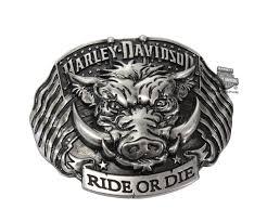 Jack Daniels Flag Hdmbu10856 Harley Davidson Mens Hog Dual American Flags Buckle