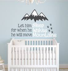 compare prices on style quotes online shopping buy low price nordic style mountains quotes wall sticker kids room decor baby nursery art boys bedroom wall decal
