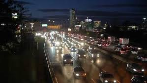 highways see heavy traffic on day before thanksgiving necn