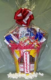 Movie Themed Gift Basket Bridal Shower Prizes U0026 Gift Baskets Ideas