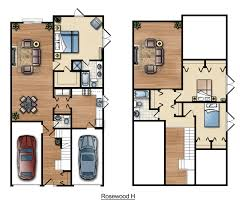 rosewood floor plans franklin communities we offer 1 2 and 3 bedroom floor plans each home has an attached one car garage patio space unfinished basement and washer dryer hook up