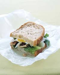 Seafood Recipes For Entertaining Martha by Seafood Lunch Sandwich Recipes Martha Stewart