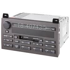lincoln towncar radio or cd player parts view online part sale