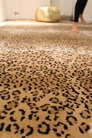 Leopard Print Rug Living Room Flooring Vivacious Contemporary Animal Print Rugs With Unique