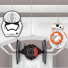 40 star wars the force awakens birthday party ideas