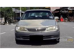 1996 toyota corolla price toyota corolla 1996 seg 1 6 in penang automatic sedan silver for