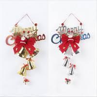 Christmas Window Decorations Uk dropshipping christmas bells window decorations uk free uk