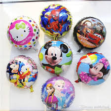 inflated balloons delivered children s birthday happy aluminum balloon party decoration