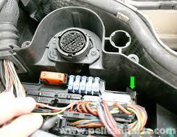 mercedes benz slk 230 k40 overload protection relay repair 1998